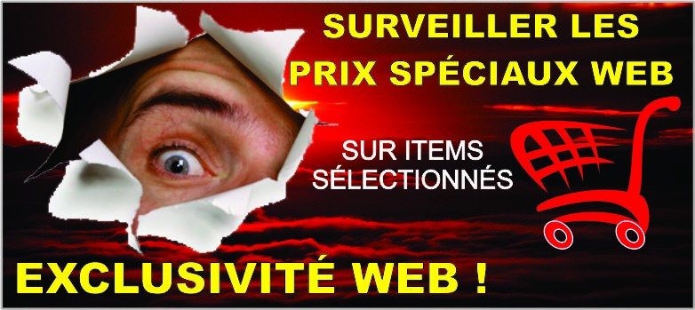Exclusivite Web