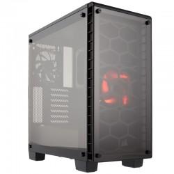 Boitier Corsair Crystal Series 460X ATX Mid-Tower