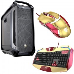 Ordinateur Kit PANZER GAMER  i5-7400