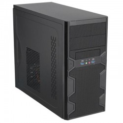Generic Computer Case With 450W Power Supply