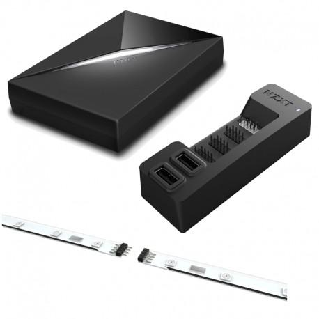 NZXT HUE+ INTERNAL USB HUB Combo