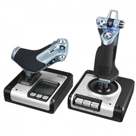 Saitek Pro Flight X52 Flight System for PC