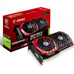 MSI Video Card GTX1070 Gaming X 8G