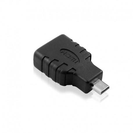 Adaptateur Micro HDMI Male à HDMI Femelle