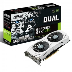Asus Video Card GTX1070 STRIX GAMING 8 GB