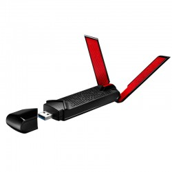 Asus Dual-Band Wireless-AC600 Wi-Fi adapter USB-AC51