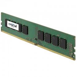 Mémoire Crucial DDR4 8 GB 2400 (1x8 GB)