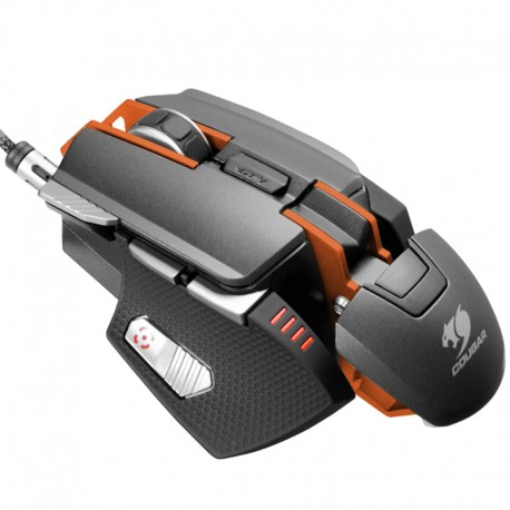 Cougar 700M Aluminum Laser Gaming Mouse, Silver