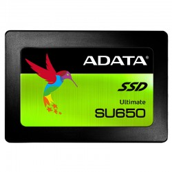 Disque SSD Adata 480GB SU650 2.5 6Gb/s