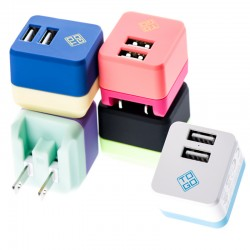 USB Charger 2p 2.4