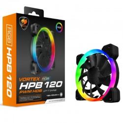 Ventilateur VORTEX RGB HBP 120