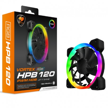 VORTEX RGB HBP 120 Cooling Fan