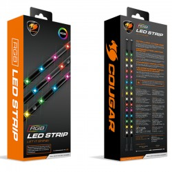 Bande de lumière Cougar RGB LED Strip Brand