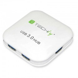 Techly USB 3.0 4-Port Hub