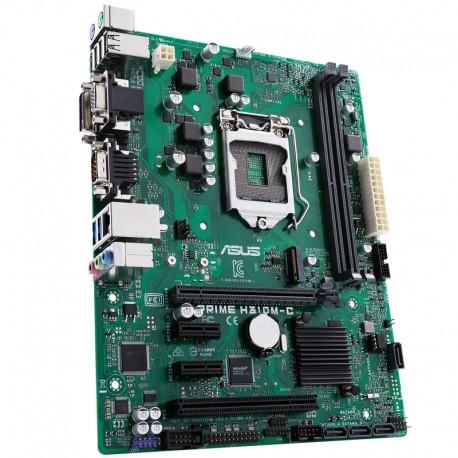 Asus Motherboard Prime H310M-C/CSM