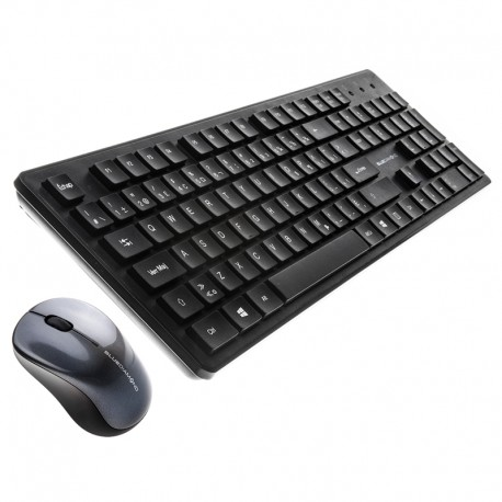 BlueDiamond Wireless Optical USB Mouse and Keyboard