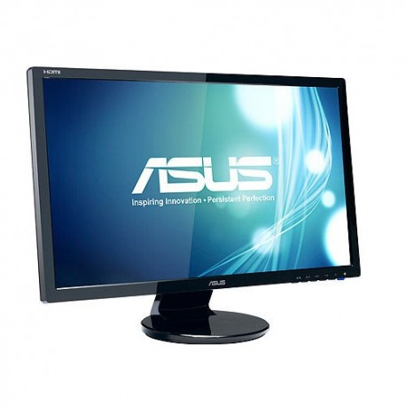 "Moniteur Asus VE248H 24"" LED LCD Monitor - 16:9 - 5 ms"