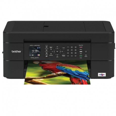 Brother Wireless Colour Printer Inkjet 4-in-1 with Web Connect MFC-J885DW