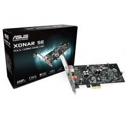 Sound Card Asus Xonar SE PCI-E 5.1