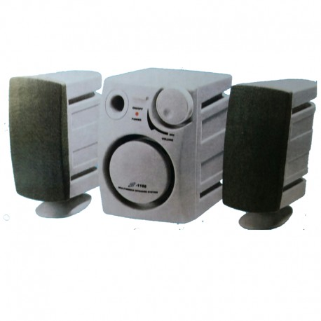 Haut-parleurs SD-1168 Avec SUB Blanc