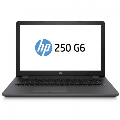 "HP 250 G6, i5-7200U, 15.6"", 4GB, 500GB, DVD, WIN10"