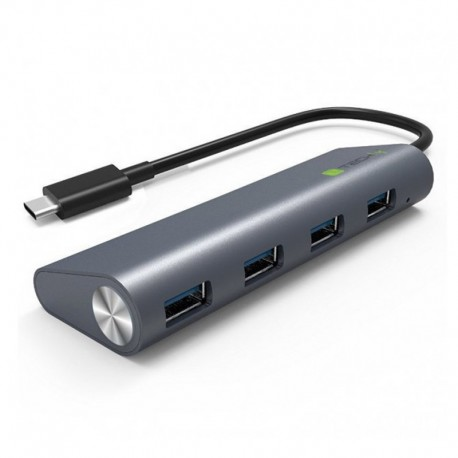 USB-C 3.1 superspeed 4 port type A hub