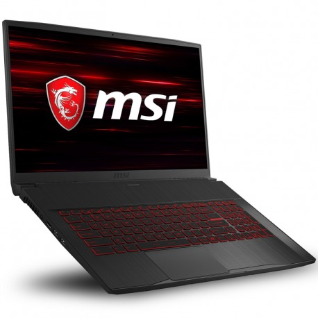 "MSI GF75 THIN 9SC 17.3"" i7-9750H, 16GB, SSD 512GB, GTX1650, WIN10"