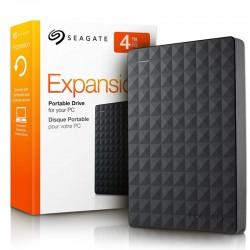 """External Hard Drive 4 TB USB 3.0  Seagate 2.5"""""""