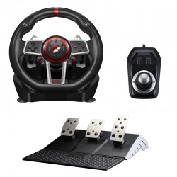 SUZUKA 900R Racing Wheel Set with Clutch