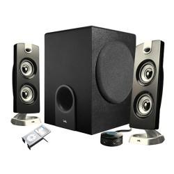 Haut-parleurs Cyber Acoustics CA5402 5.1