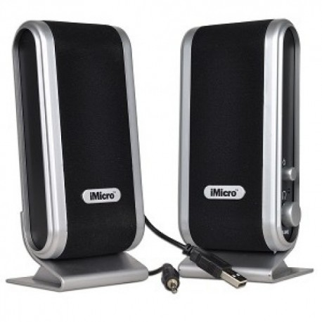 Haut-Parleurs iMicro USB std 2.0