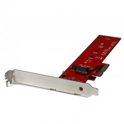 Adaptateur PCI Express 3.0 x4 vers SSD NVMe M.2 PCIe