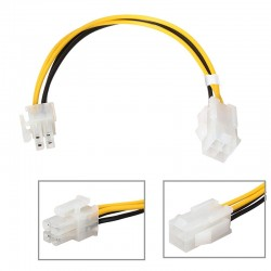"""4 pins CPU Extension Cable 6"""""""