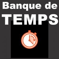 1/2 hour time bank