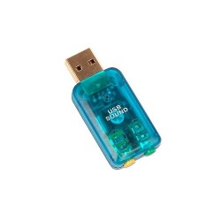 Carte de son USB 5.1