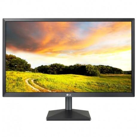"""LG Monitor 24"""" 24BK400H-B"""