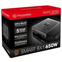 Thermaltake Power Supply 650 watts SMART BX1 650W
