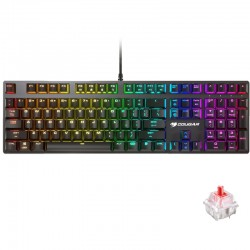 VANTAR MX RGB Gaming Keyboard Red switch