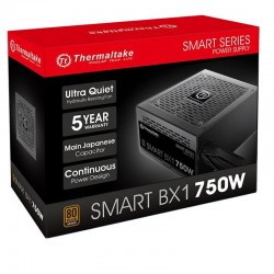 Thermaltake Power Supply 750 watts SMART BX1 750W