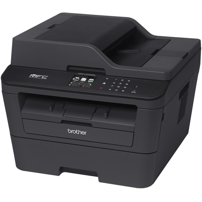 Imprimante Brother MFC L2740DW Laser/Sanner/Photocopieur/Fax