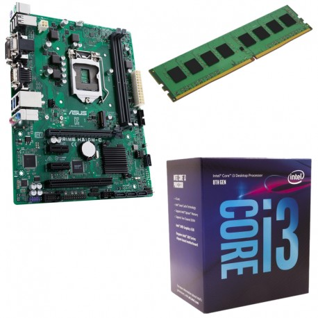 Computer Upgrade INTEL i5-7400