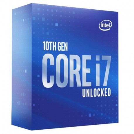 Intel® Core™ i7-10700K Processor 16M Cache, up to 5.10 GHz