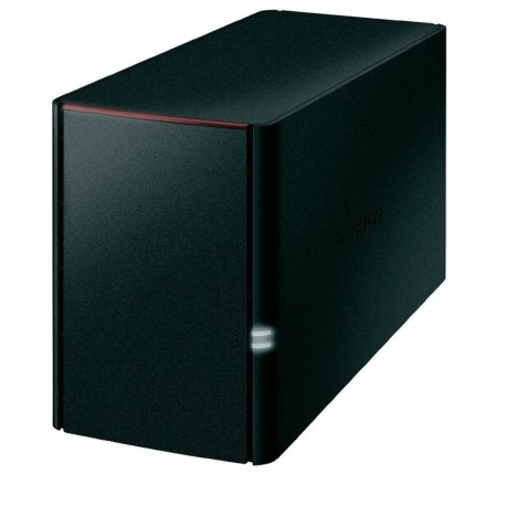 LinkStation 220 4TB Personal Cloud Storage with Hard Drives Included (LS220D0402)