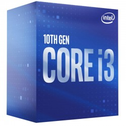 Intel® Core™ i3-10100 Processor 6M Cache, up to 4.30 GHz