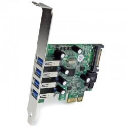 Carte USB 3.0 2 ports Pci-Express StarTech