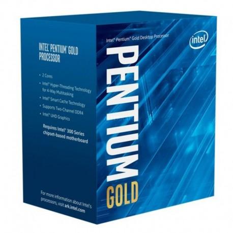 Intel® Pentium® Gold G6400 Processor 4M Cache, 4.00 GHz
