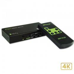 3x1 4K HDMI Switch 3D