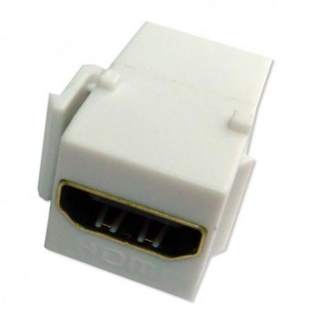 Adaptateur Keystone HDMI A Femelle à A Femelle