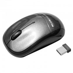 BlueDiamond Track Mobile- Travel Wireless Mouse, SL Black