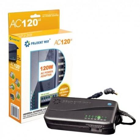 Adaptateur Universel pour portable 120 watts
